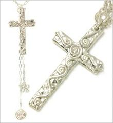 Cross Necklace-#01