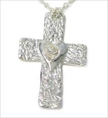 Cross Necklace-#04